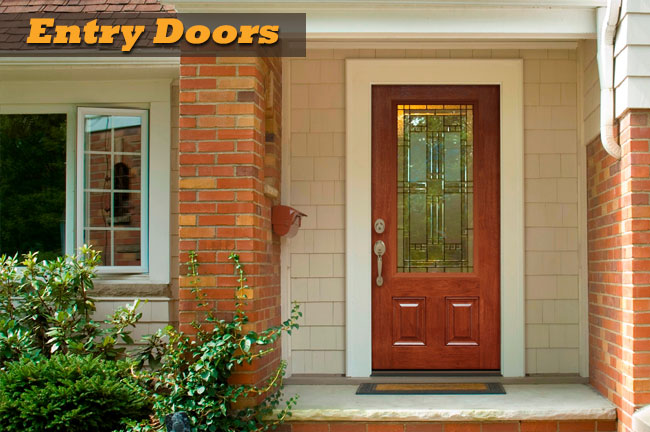 Home Entry Doors banner
